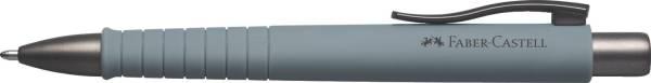 FABER CASTELL Kugelschreiber Poly Ball Urban stonegrey 241188 XB