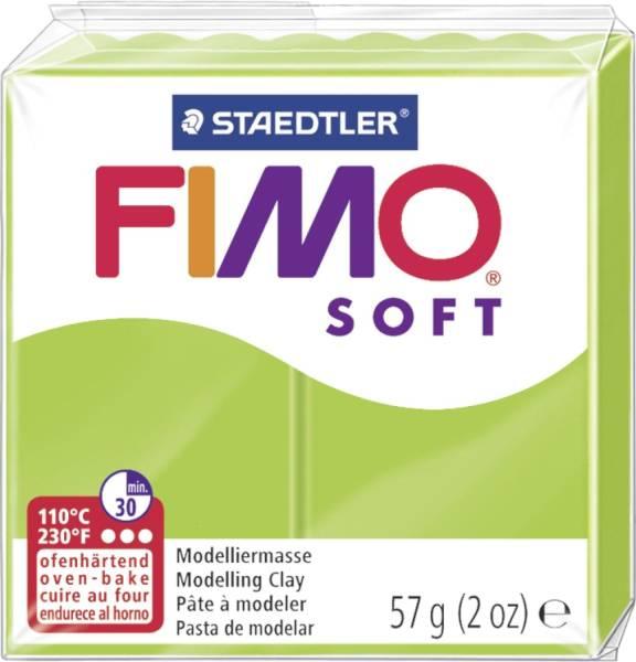 Modelliermasse FIMO soft 56 g, apfelgrün®