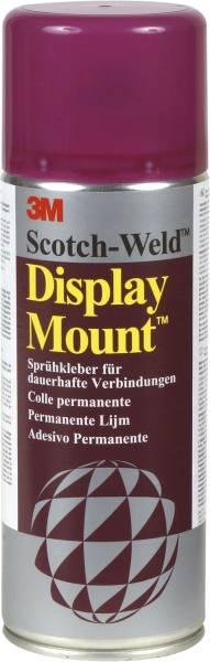 Sprühkleber Display Mount