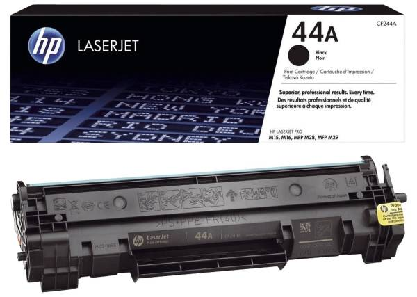HP Lasertoner Nr. 44A schwarz CF244A