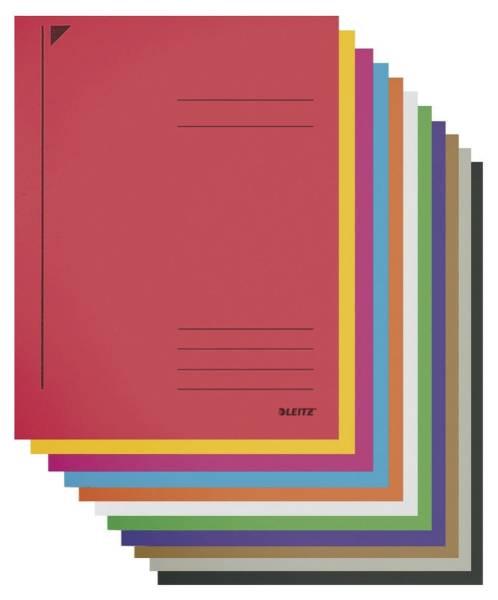 3040 Spiralhefter, A4, kfm Heftung, Colorspankarton, sortiert