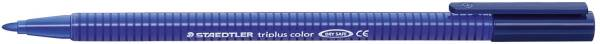 Fasermaler triplus color 323 ca 1,0 mm, blau®