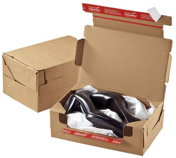 Return Box 350 x 250 x 150 mm, braun