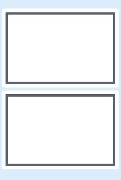 5715 Schuletiketten neutral grauer Rand 82x55 mm