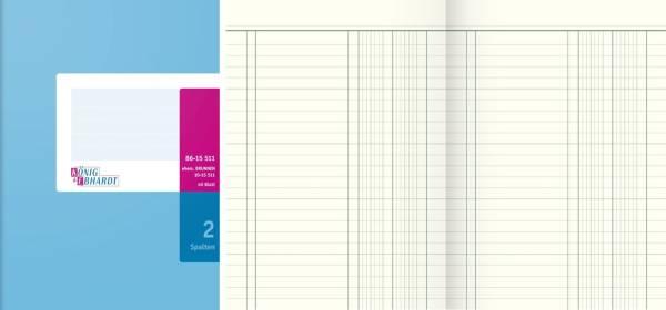 KÖNIG & EBHARDT Geschäftsbuch A5 40BL 2SP 86-15511