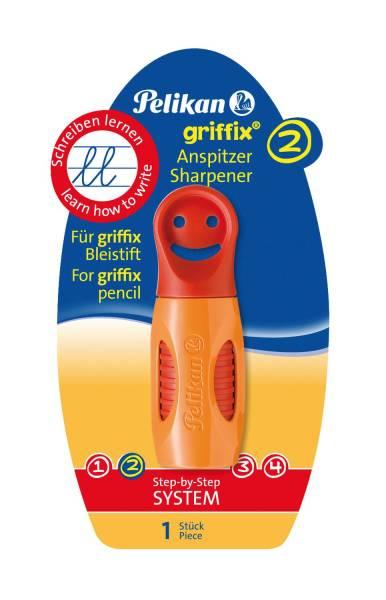 griffix Anspitzer, 20 x 50 x 10 mm, orange, Packung mit 1 Stück®
