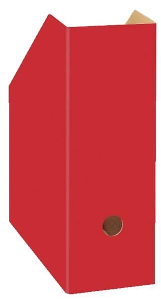 LANDRE Stehsammler A4 uni breit rot 100420027 350000008