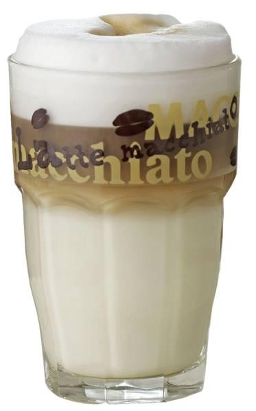 Kaffeeglas Latte Macchiato 10-670/410-631 0,37L 6ST