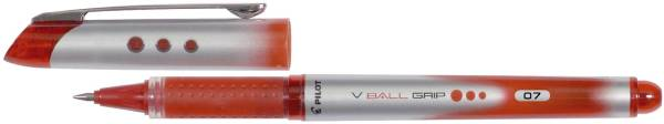 Tintenroller V Ball Grip 0,4 mm, rot