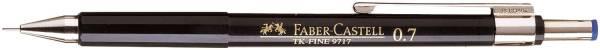 FABER CASTELL Feinminenstift TK Fine 0,7mm dkl.grün 9717 136700