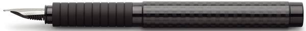 Füller M Carbon schwarz