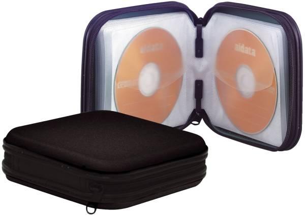 CD Wallet für 24 CDs DVDs