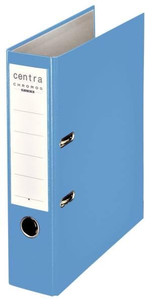 CENTRA Ordner Plastik A4 8cm königsblau 230148