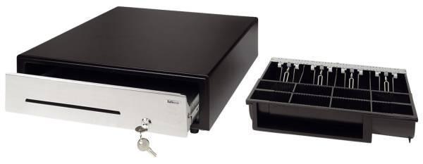 SAFESCAN Kassenlade 4 Fächer schwarz 132-0426 HD4141