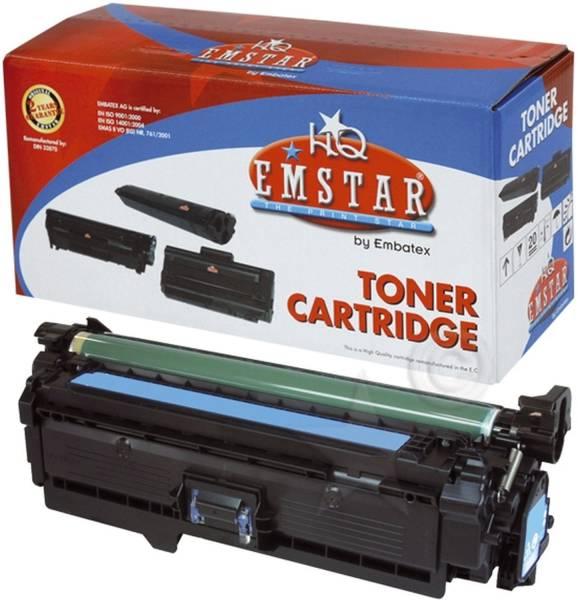 EMSTAR Lasertoner cyan H817 CE251A