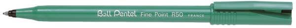 Tintenroller Ball R50, 0,4 mm, Schreibfarbe schwarz®
