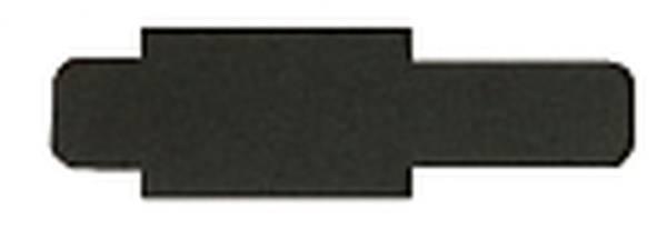 Stecksignal 50ST schwarz