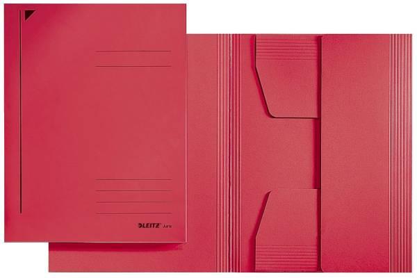 3923 Jurismappe, A3, Colorspankarton 300g, rot