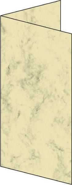 Design Karte marm beige