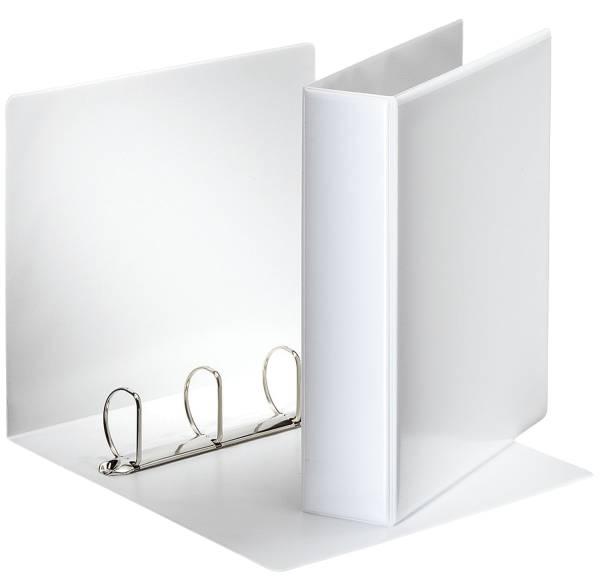 ESSELTE Ringbuch A4 4 R 50 mm weiß 49705