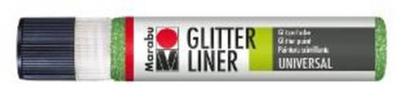 MARABU Glitter Liner 25ml kiwi 1803 09 561