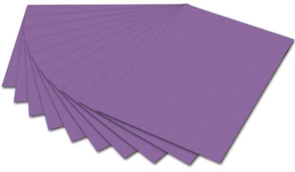 Tonpapier A4, flieder