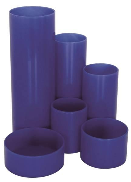 Schreibtischboy blau, 120 x 135 x 150 mm