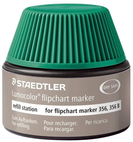 Tinte für Marker Lumocolor refill station 30 ml, grün®