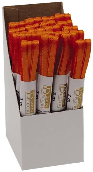 Basic Taftband 5mmx3m orange