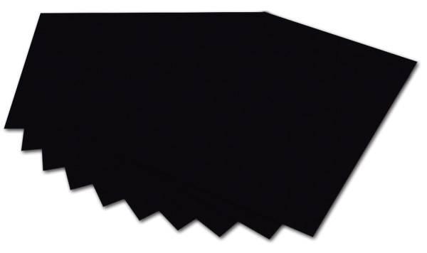 Tonpapier A4, schwarz