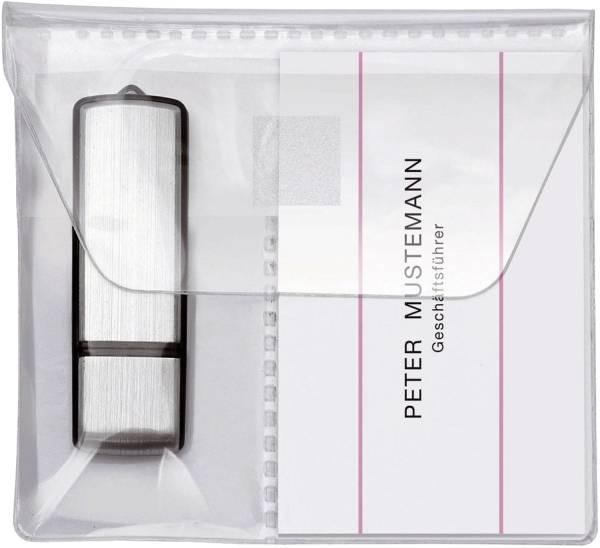 USB Stick Hüllen zum Einkleben 5 Stück