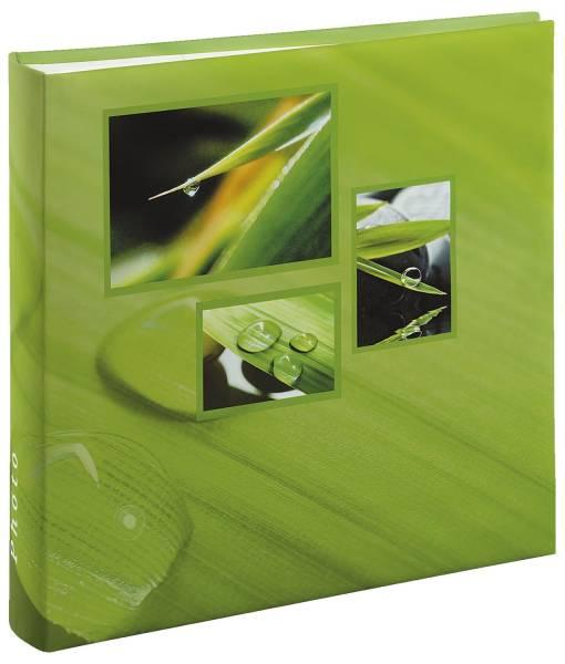 HAMA Fotobuch Singo grün 106253 30x30cm