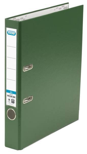 Ordner smart Pro (PP Papier) A4, 50 mm, grün
