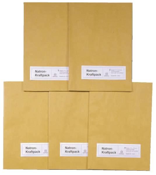 WEROLA Packpapier 80g 70x100cm 2BG 8022 Natronmisch