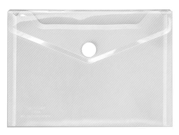 VELOFLEX Sammeltasche A6 transparent 4560 100