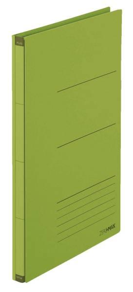 Ablagemappe ZeroMax grün, erweiterbarer Rücken