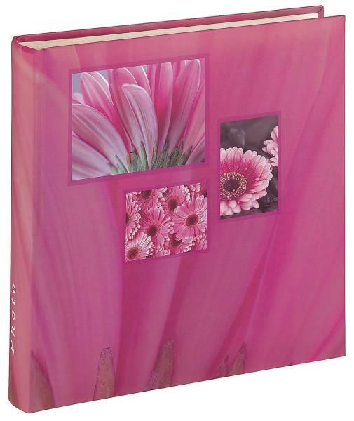 "Jumbo Album ""Singo"" für 400 Fotos im Format 10x15 cm, pink"