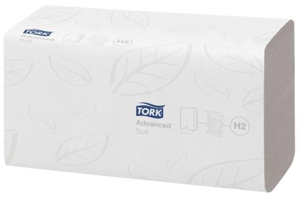 Xpress Multifold Handtücher 2 lagig Hybrid Tissue, 21 x 34 cm, 2 856 Tücher®