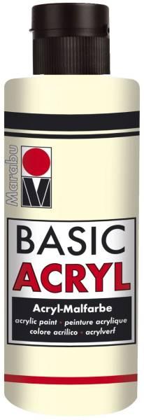 MARABU Basic Acryl elfenbein 12000 004 271 80ml