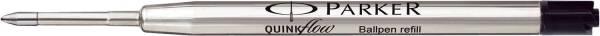 Kugelschreibermine QUINKflow dokumentenecht, M, schwarz