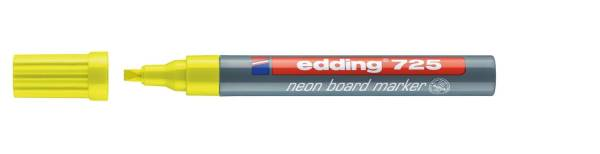 EDDING Boardmarker Neon gelb 725 65