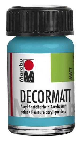 Decormatt Acryl, Karibik 091, 15 ml