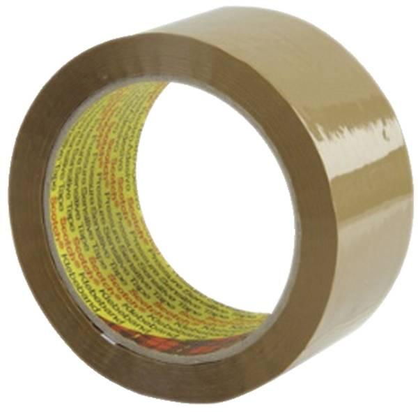 SCOTCH Verpackungsband 50mm 66m braun 371B5066 PP