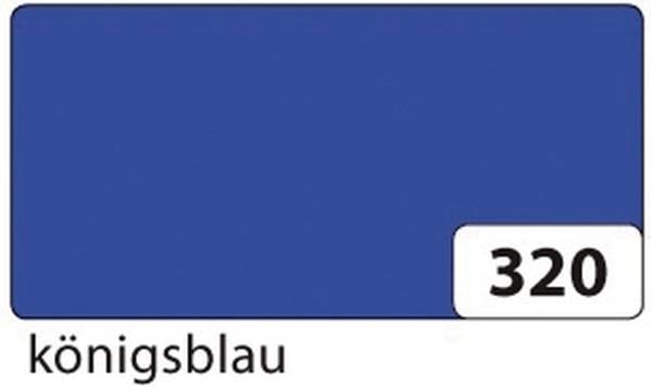 Plakatkarton 48 x 68 cm, königsblau