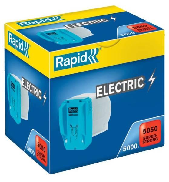 Heftklammern 5050 Kassette für elektrisches Heftgerät 5050e, 5000 Stück