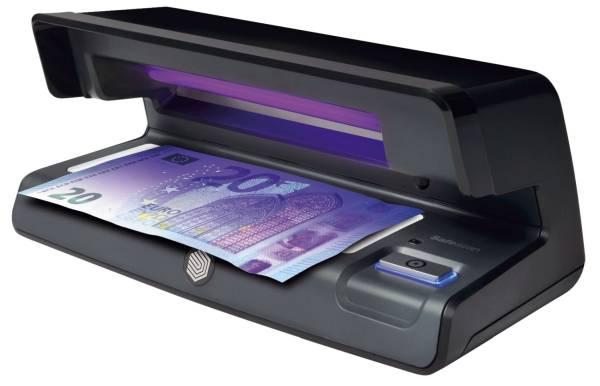 70 schwarz UV Geldscheinprüfgerät