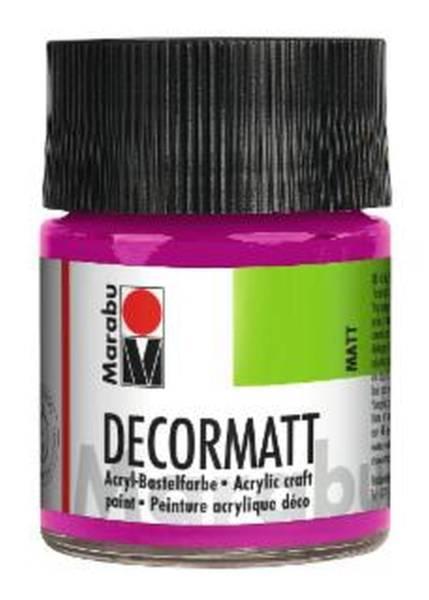 MARABU Decormatt Acryl magenta 1401 05 014 50ml