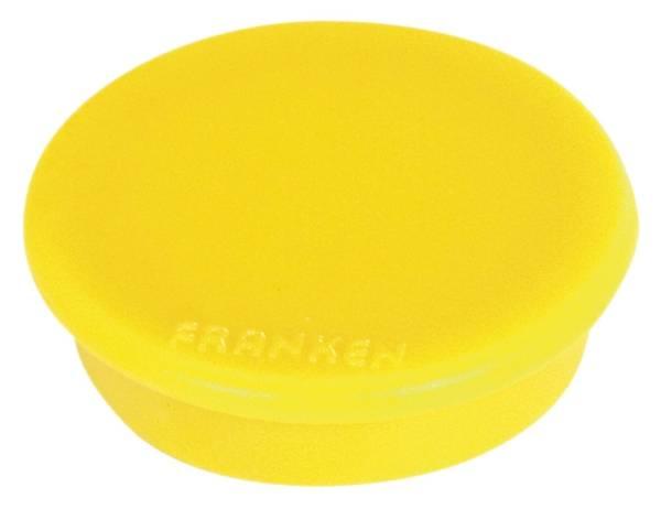 Magnet, 38 mm, 1500 g, gelb