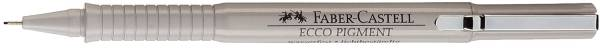 Tintenschreiber ECCO PIGMENT 0,7 mm, schwarz