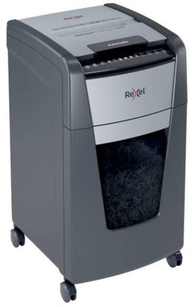 REXEL Aktenvernichter AutoFeed+ P-5 schwarz 2020300MEU